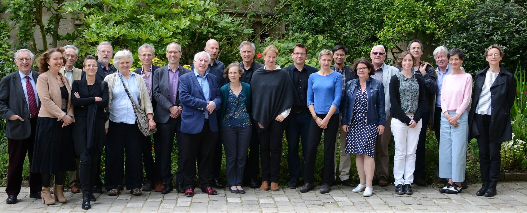 The Past&Present Editorial Board