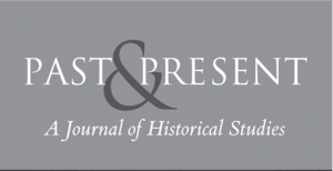 Past & Present journal masthead